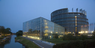 European Parliament Stock Images