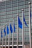 European Parliament. Brussels, Belgium Royalty Free Stock Images