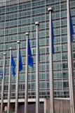 European Parliament. Brussels, Belgium Stock Photos
