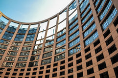 European Parliament Stock Photo