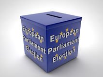 European Parliament Election Royalty Free Stock Photos