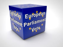 European Parliament Election Royalty Free Stock Photography