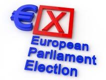 European Parliament Election Stock Photos