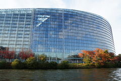 European Parliament Strasbourg Stock Images