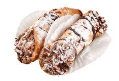European pastries Stock Images
