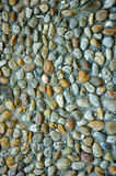 European paving stones. Stone pavers on the streets of Prague Royalty Free Stock Photo