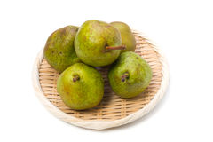 European pear Stock Photography