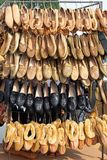 European peasant footwear Stock Photo