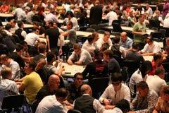 European Poker Tour Kyiv Royalty Free Stock Images