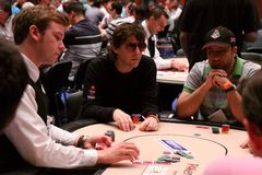 European Poker Tour Kyiv Royalty Free Stock Image