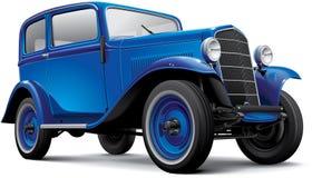 European prewar compact automobile Royalty Free Stock Photography