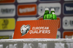 European qualifiers Stock Photo