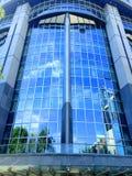 European quarter in Brussels, Belgium Stock Photos