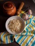 European sauerkraut Stock Photo