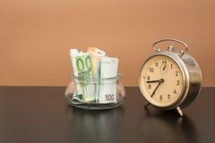 euro money currency Royalty Free Stock Photography