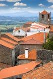 European small town / Monsanto / Portugal Royalty Free Stock Photos