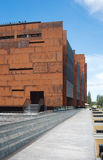European Solidarity Centre in Gdansk, Poland Royalty Free Stock Photo