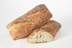 European Sourdough Bread Stock Photography