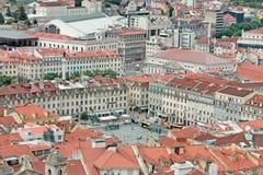 European Cityscape Stock Image