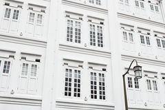 European style building Stock Photography
