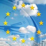 European time concept Stock Photos
