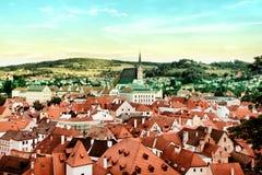 European town Stock Images