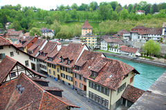 European town Berne Royalty Free Stock Photo
