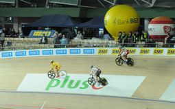 European Track Championships Royalty Free Stock Images