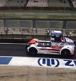 European Truck Racing Championship Stock Images
