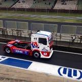 European Truck Racing Championship Royalty Free Stock Image