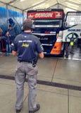 European Truck Racing Championship Stock Photos
