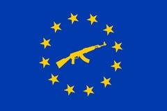 European Union Army Royalty Free Stock Photos