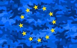 European Union Army Stock Photo