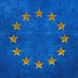 European union background. 3d render Royalty Free Stock Photo
