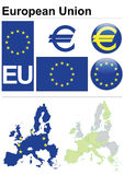 European Union collection Stock Photo