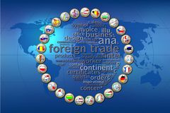 European Union countries Royalty Free Stock Photography