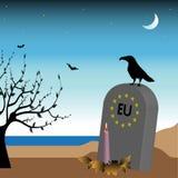 European Union crisis Royalty Free Stock Image