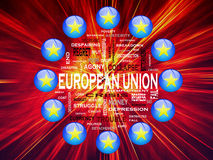 European Union crisis Stock Photos