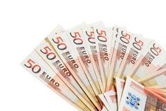 European Union Currency Stock Images
