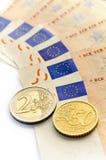 European Union - euro Royalty Free Stock Photography