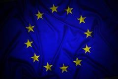 European Union Flag stock illustration