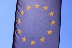 European union flag Royalty Free Stock Image