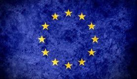 European Union Flag Stock Photography