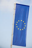 European Union flag Royalty Free Stock Photography