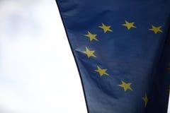 European Union flag Royalty Free Stock Photography
