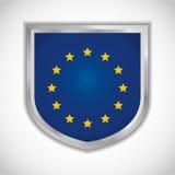 European union flag design Royalty Free Stock Photos