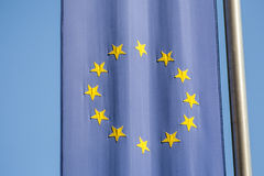 European Union flag. Stock Image