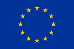 European Union flag Stock Images