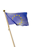European Union flag isolated Stock Photos
