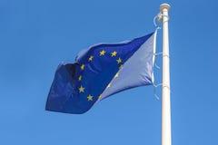 European Union flag Royalty Free Stock Images